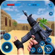 反恐怖袭击射击游戏-