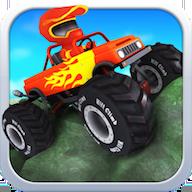 山地越野车3D-