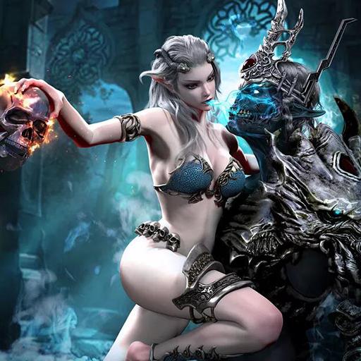 恶魔骑士团-定制版